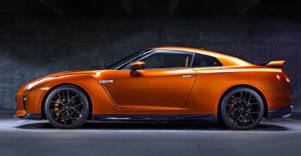 The simply unbelievable new Nissan GT-R.