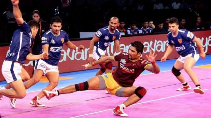 What is going on in Kabaddi?