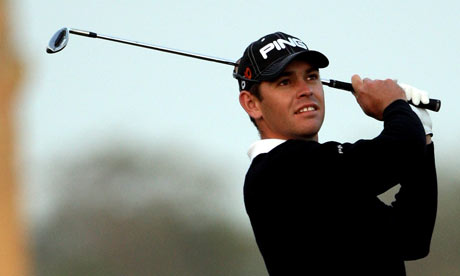 Louis OOSTHUIZEN - closing the gap between himself and the golfing ...