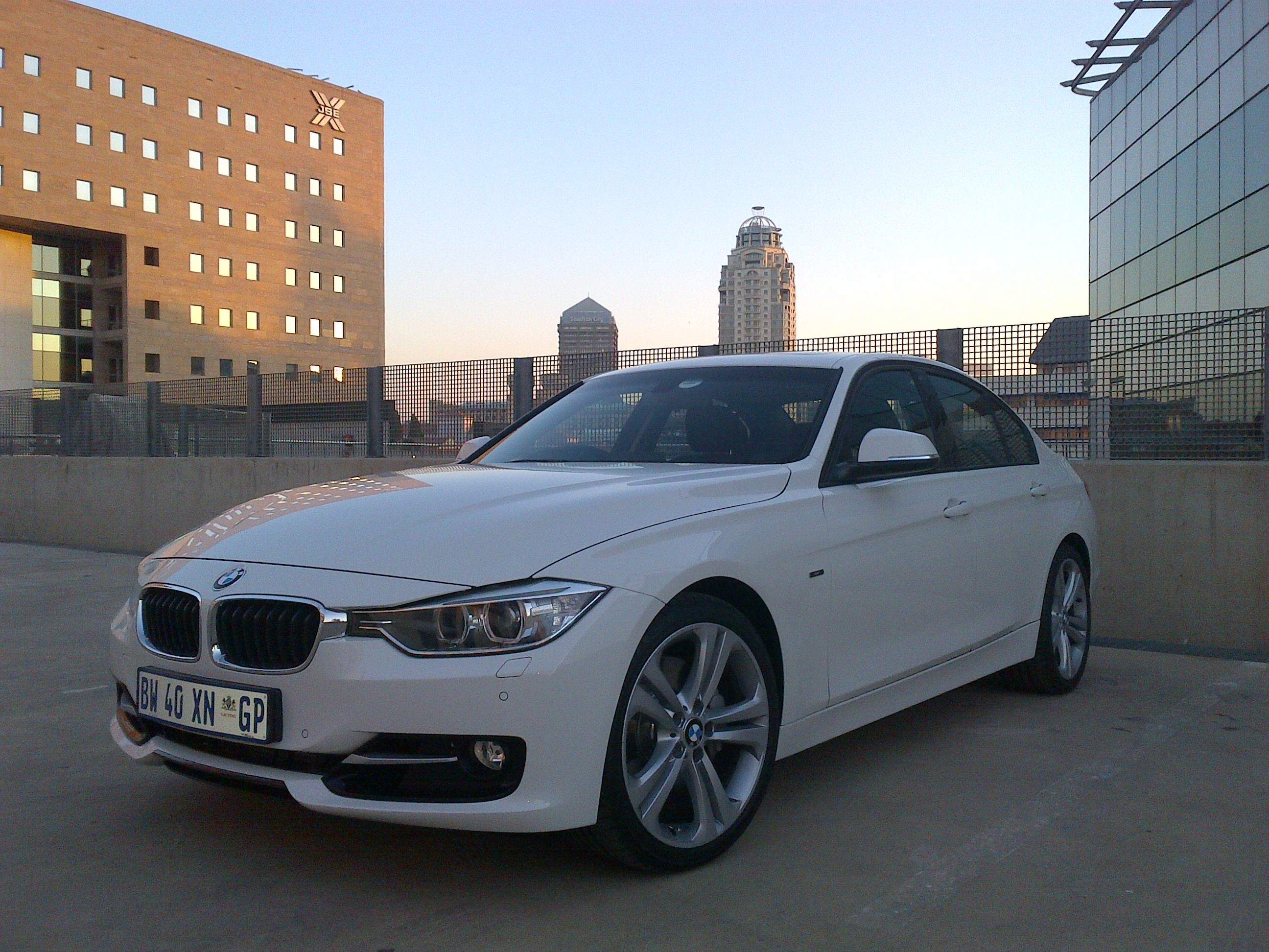 Tackling efficiency in the BMW 335i Sport Line