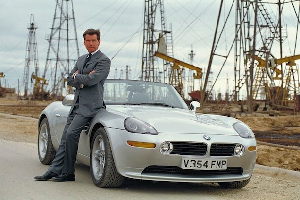 Bond And His Cars