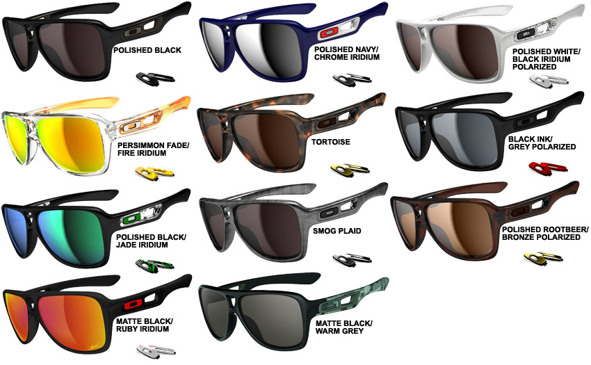 Oakley Dispatch 2