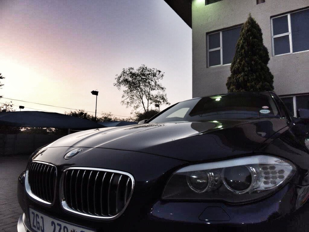 Feel At Home In The Full House Bmw 535i